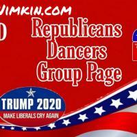 REPUBLICAN DANCERS Group Page