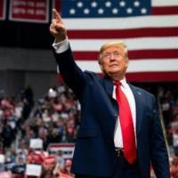 Donald J Trump for President - Trump Train 2020