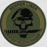 Kentucky Mountain Rangers-Militia