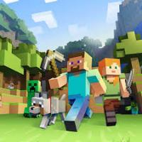 Minecrafters Mining Minecraft.... And Crafting