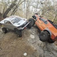 Axial and Traxxas RC Builds