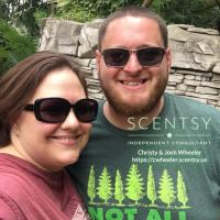 Christy & Josh Wheeler - Independent Scentsy Consultants