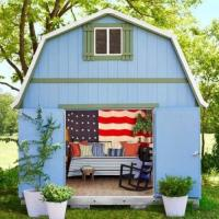 The Deplorable Sheshed