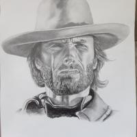 Jim Davis Pencil Drawings