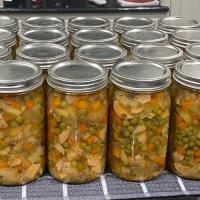 Family Canning In The Sip' And Some Prepping Too!