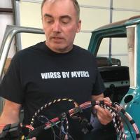 Ken Myers automotive electrician