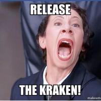 Release the KRAKEN!!