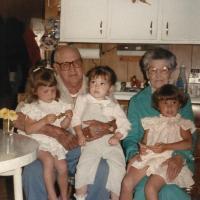 Roy and Della Bartley Family