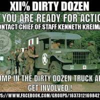 EYE OF THE TRUCKERS XII% DIRTY DOZEN NATIONAL