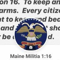 20th Maine Militia