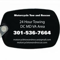 Motorcycle Tow and Rescue