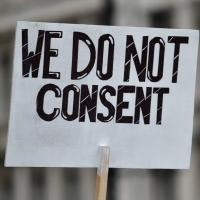 We Do Not Consent!