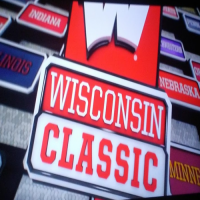 Classic College Football Wisconsin