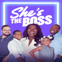 She's the Boss On USANetwork