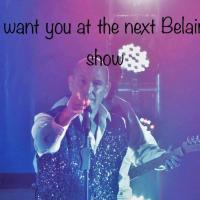 THE BELAIRS SHOW BAND