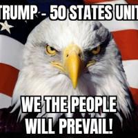 TRUMP - 50 STATES UNITED!