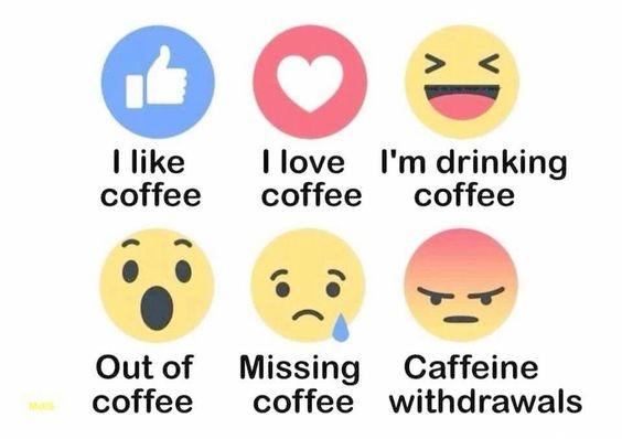 coffee emojis