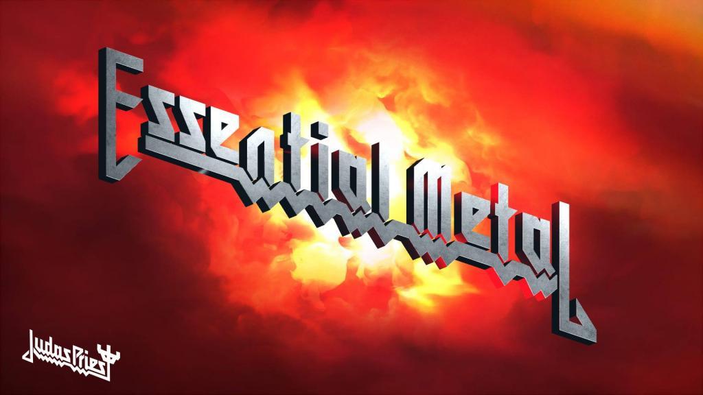 Essential Metal banner