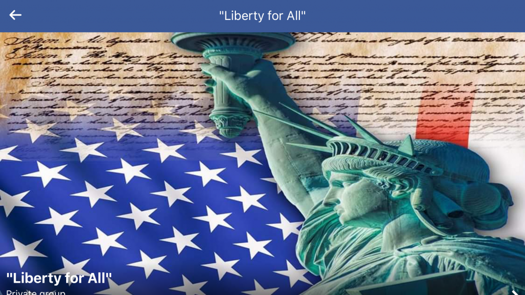 Liberty for All Logo
