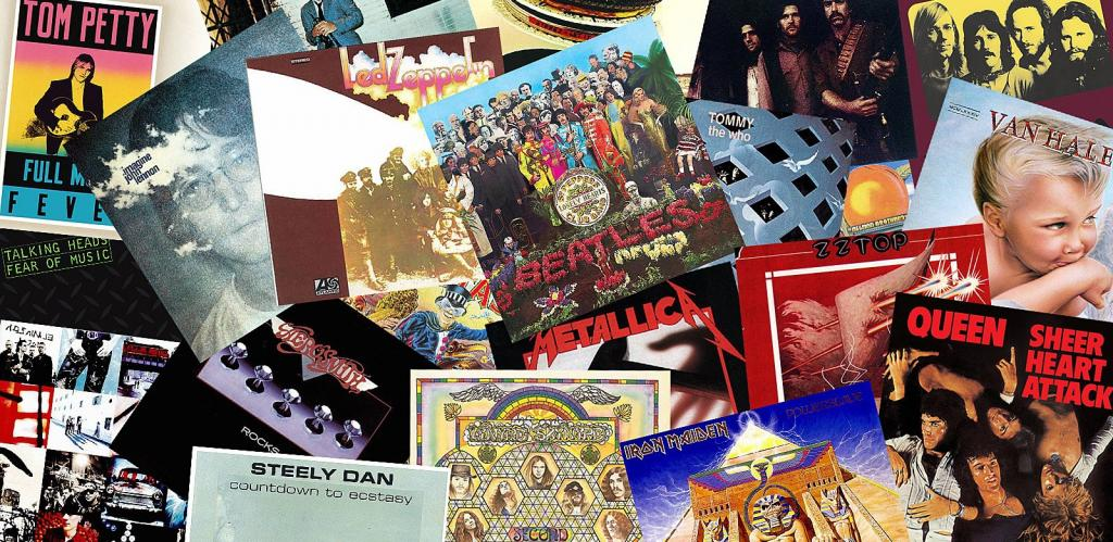 Classic Rock Albums