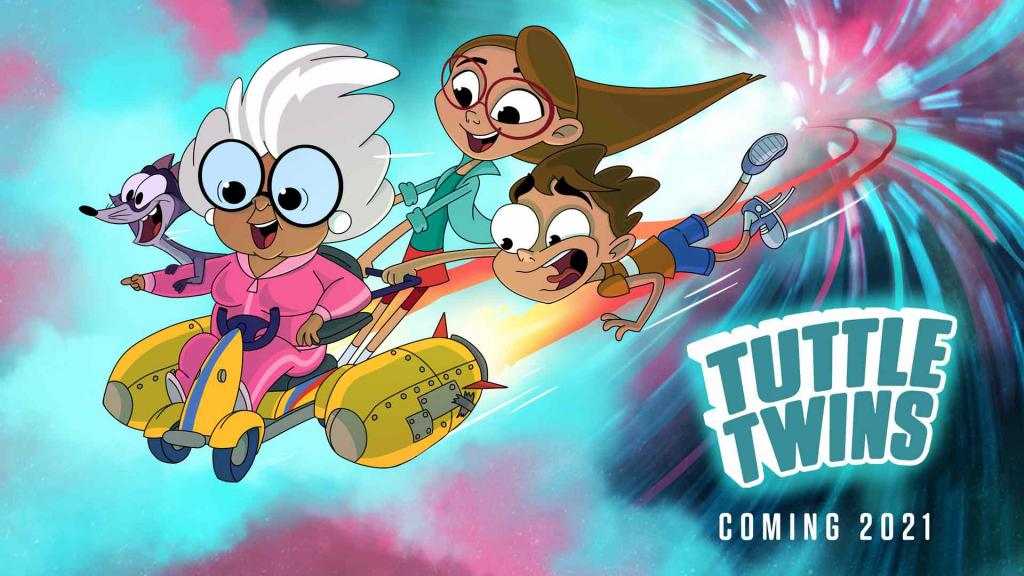 Tuttle Twins Cover